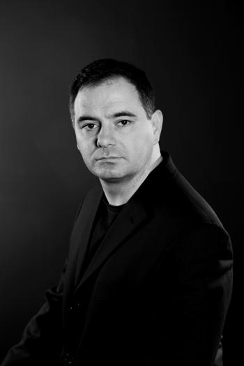 Anthony Ryan Author photo