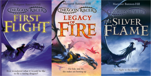 Dragon Racer trilogy