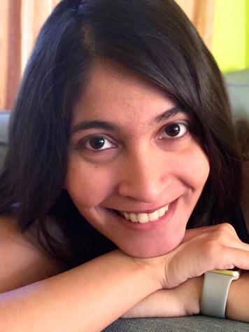 Sangu Mandanna author photo