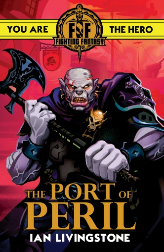 The Port of Peril high-res